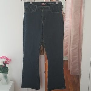 "Levi""s modern bootcut jean , blue, size 8 s/c"